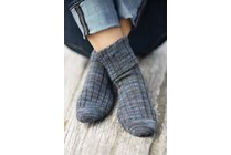 Image of Cuff Down Sock, Thursday, June 7, 21, 28, July 12; 12:00-2:00PM