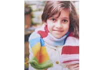 Image of Kid's Knitting Workshop: Stripey Tube Scarf, Wednesday, July 18, 25, August 1; 4:00-5:00PM