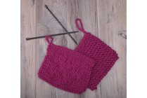Image of Knitting 101: Learn to Knit, Saturday, June 9,16,23,30; 2:00-4:00PM