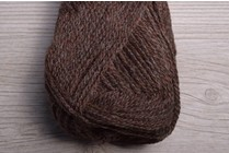 Image of Rauma Finullgarn 464 Dark Brown Heather
