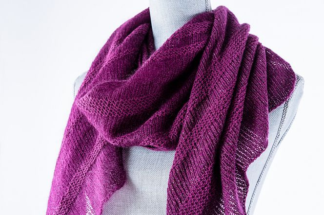Wool & Co. Feature Pattern of the Week - Shibui