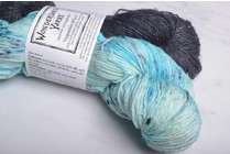 Image of Wonderland Yarns Opposites Attract #14 Splash with Too Much Pepper