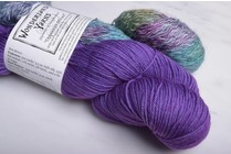 Wonderland Yarns Opposites Attract #15 Purple Kiss with June