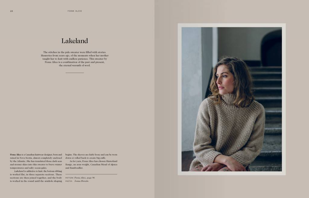 Image of Laine Magazine Issue 4, Linna