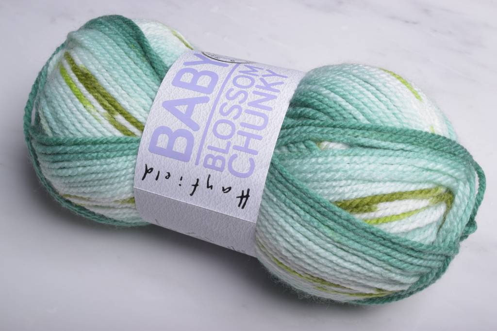 Image of Hayfield Baby Blossom Chunky 360 Play Patch