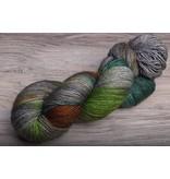 Image of MadelineTosh Silk Merino Plaid Blanket