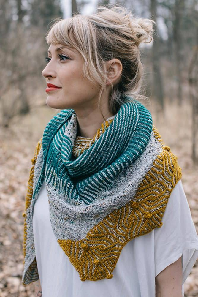 Baubles Shawl, Thursday, July 19, 26, August 9; 6:00-8:00PM