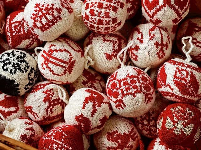 Stranded Colorwork Ornament, Tuesday, July 3, 10, 17; 6:00-8:00PM