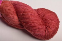 Image of Sweet Georgia Tough Love Sock Yarn Coral Rose
