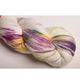 Image of Sweet Georgia Tough Love Sock Yarn Rainbow Sprinkles