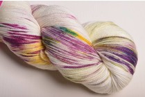 Image of Sweet Georgia Tough Love Sock Yarn Rainbow Sprinkles