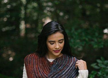 Wool & Co. Feature Pattern of the Week - Pañuelo
