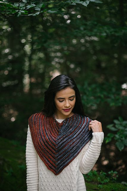 Wool & Co. Feature Pattern of the Week - Pañuelo