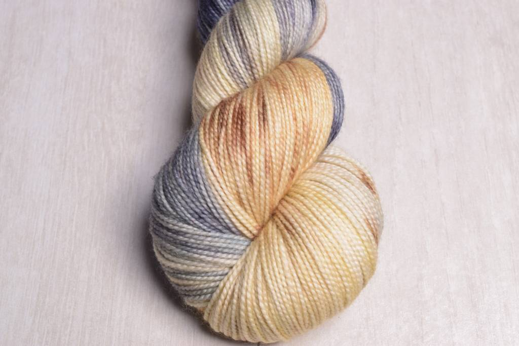 Image of Brew City Yarns Premium Draft Sock Toasted Marshmallow
