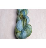 Image of Brew City Yarns Premium Draft Sock Moss You Go