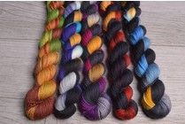 Image of Brew City Yarns Mini-Skein Set, Villains