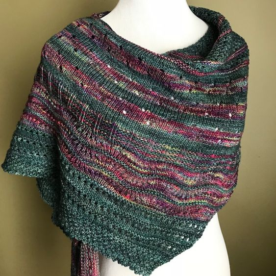 Join us for a Wool & Co. KAL (knitalong)!