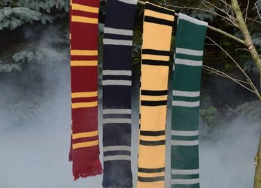 Wool & Co. Feature Pattern of the Week - Wizarding Scarf