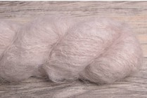 Image of Blue Sky Fibers Brushed Suri 906 Toasted Marshmallow