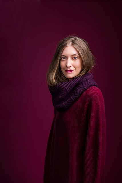 Wool & Co. Feature Pattern of the Week - High Pines