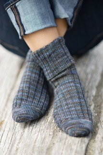 Image of Basic Cuff Down Sock, Thursday, January 3, 17, 24, February 7;  6:00-8:00PM