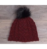 Image of Cosan Cable Hat, Tuesday, October 16, 23;  6:00-8:00PM