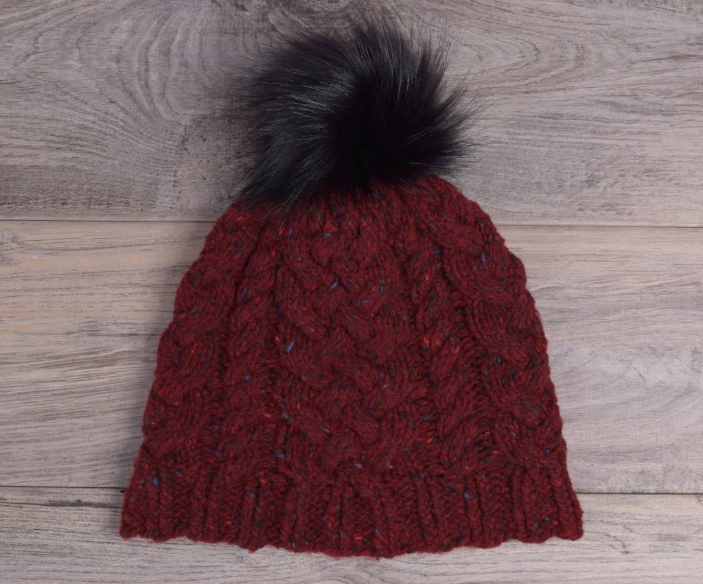 Cosan Cable Hat, Tuesday, October 16, 23;  6:00-8:00PM