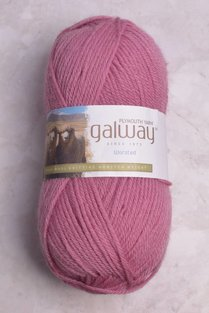 Image of Plymouth Galway Worsted 114 Dusty Rose