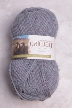 Image of Plymouth Galway Worsted 745 Dusk Heather (Discontinued)