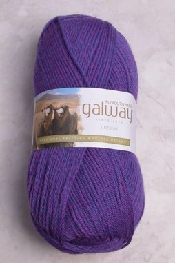 Image of Plymouth Galway Worsted 749 Phlox Heather
