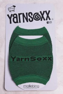 Image of Yarn Soxx, 2 ct., Green