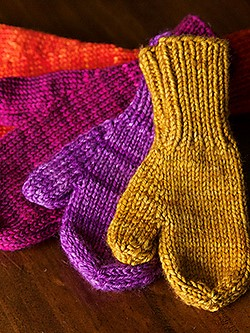Image of The World's Simplest Mittens