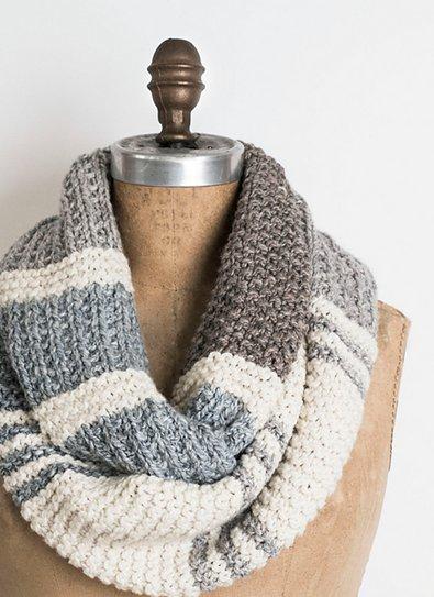 Wool & Co. Feature Pattern of the Week - Blue Earth