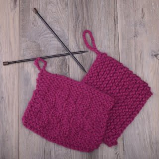 Image of Knitting 101: Learn to Knit, Monday, October 1, 8, 15, 22;  6:00-8:00PM