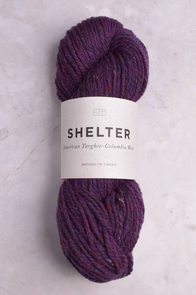 Image of Brooklyn Tweed Shelter Thistle