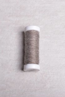 Image of Lang Fersenwolle Sock Reinforcement Thread 45 Heathered Brown