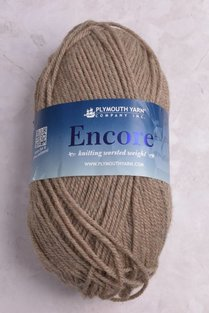 Image of Plymouth Encore Worsted 6003 Fox