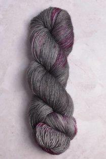Image of MadelineTosh Custom Silk Merino Black Velvet