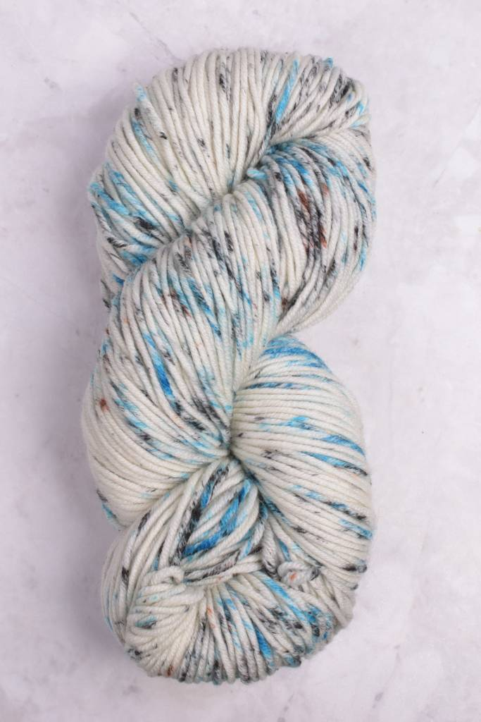 Image of Plymouth Superwash Worsted Hand Dyed 107 Blue Oreo