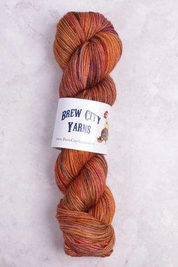 Image of Brew City Yarns Impish DK Embers