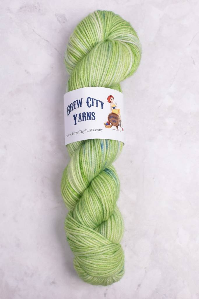 Image of Brew City Yarns Impish DK Sea Glass