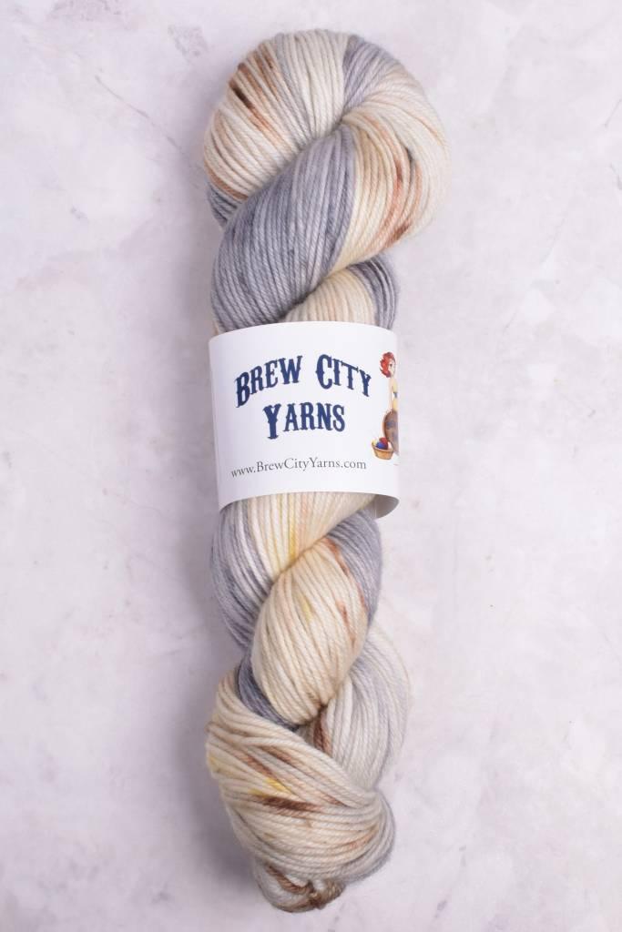 Image of Brew City Yarns Impish DK Toasted Marshmallows
