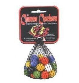 MEGA MARBLES CHINESE CHECKERS MARBLES
