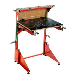 REEVES WORKBENCH RED TOOL BOX*