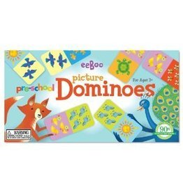 EEBOO PICTURE DOMINOES