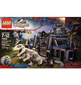 LEGO INDOMINUS REX BREAKOUT*
