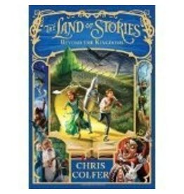 HACHETTE BOOK GROUP LAND OF STORIES 4 BEYOND THE KINGDOMS PB COLFER