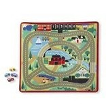MELISSA AND DOUG ROUND THE TOWN ROAD RUG M & D