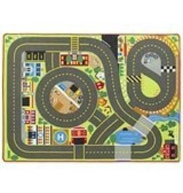 MELISSA AND DOUG JUMBO ROADWAY ACTIVITY MAT M & D