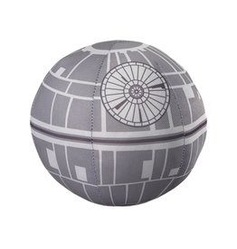 COMIC IMAGES DEATH STAR PLUSH**
